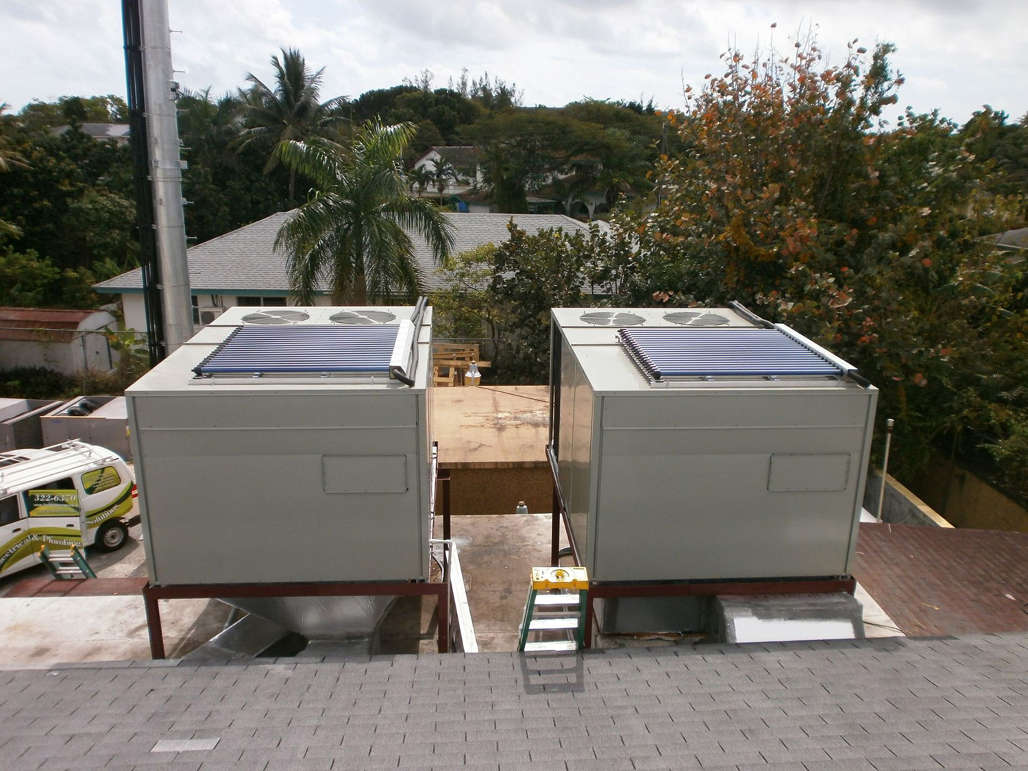 Solar Power Air Conditioning For Businesses Coolxenergy